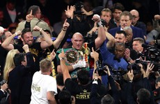 'I know I can do better' – Fury not resting on laurels after beating Wilder