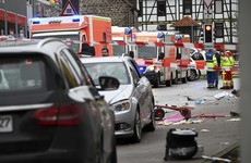 'Several' people injured after car drove into carnival crowd in Germany