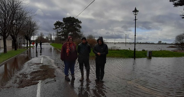 Flood victims in an Offaly village feel forgotten and 'never really considered in the first place'