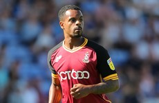 Bradford City footballer charged with child sex offences