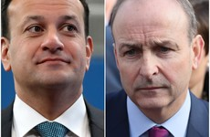 Fine Gael and Fianna Fáil to meet for preliminary talks around government formation today