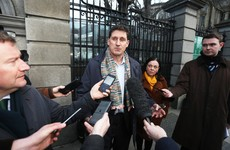 Green leader Ryan says Dáil numbers are 'difficult' but 'that doesn't stop us talking to Sinn Féin'