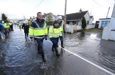Government urged to do more on flooding impact as Varadkar visits stricken areas