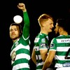 Shamrock Rovers maintain 100% record as new signing watches on