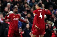 Dramatic late fightback gets Liverpool out of jail