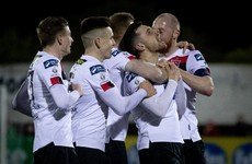 Goal-of-the-season contender helps Dundalk overcome Cork