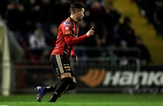 Mandroiu on target as Bohs see off Sligo