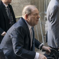 Harvey Weinstein taken to hospital with chest pains after being found guilty of rape and sexual assault