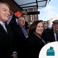 Hundreds of people attend Sinn Féin rally in Cork