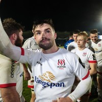 'I backed myself to come here because I saw an opportunity' - Ulster's Johnston finding feet after Munster switch