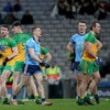 'I was a forward trying to get up the field to attack and I get a yellow card' - Murphy