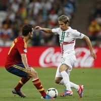 As it happened: Portugal v Spain, Euro 2012 semi-final