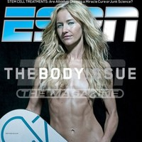 The ESPN Body Issue models were released today... see the athletes who have bared all before