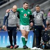 Ireland confirm Healy's Six Nations is over as Farrell names 28-man squad