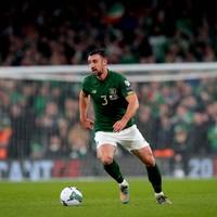 McCarthy plays down injury fears around Enda Stevens ahead of Slovakia play-off