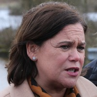 Mary Lou McDonald: Sinn Féin will not take part in protest calling for change of government