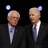 Bernie Sanders under attack in Democratic debate ahead of 'Super Tuesday'