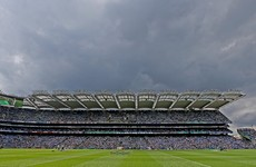 GAA games will be called off if government issues order