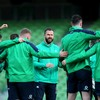 Ireland to proceed with two-day camp and make new plans after Italy game postponed