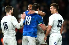 Six Nations confirms England's game in Rome is still ON