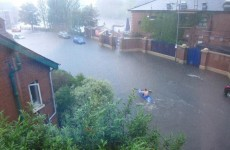 """Never seen surface water like it"": widespread flooding in Belfast (pics)"