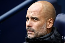 'It's not over,' Pep Guardiola warns City