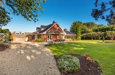 Lunch on the lawn: Country living in the city at this €2.7m Foxrock villa