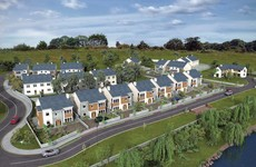 Village life in these new family four-beds from €295k in Co Galway
