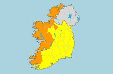 Storm Jorge: Status Orange wind warning issued for seven western counties