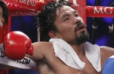 Bradley keeps title he took from Pacquiao