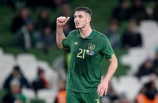 Bad news for Ireland as Ciaran Clark is ruled out of Slovakia play-off