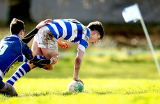 Seven-try Garbally College breeze into Connacht Cup final with 45-point victory