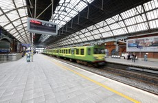 Repairs to roof of Dublin's Pearse station to cause disruption to Irish Rail users this weekend