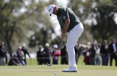 Decent start for Shane Lowry at Honda Classic as his opening round puts him in the chasing pack