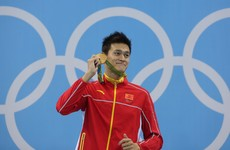 Triple Olympic champion Sun Yang banned for eight years