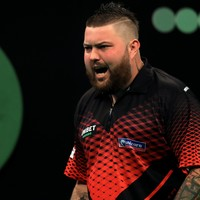 Michael Smith lit up the 3Arena last night with this nine-dart finish