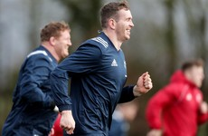 Farrell starts as Munster make five changes for Scarlets' Thomond visit