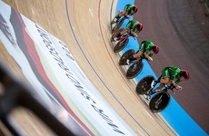 Ireland post best result in Women's Team Pursuit to finish eighth at Worlds