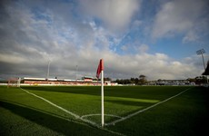 Sligo Rovers-Waterford game postponed as Storm Jorge closes in