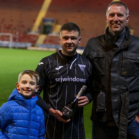 A little help from an Irish ex-footballer has a big impact on bullied youngster