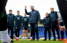 Farrell plans to use weekend off to cram for French exam