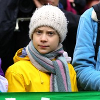 Greta Thunberg tells Bristol climate rally she 'will not be silent while world is on fire'