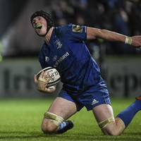 Baird 'starting to get comfortable' at pro level after impressive hat-trick