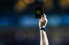Motion to introduce black card in hurling heavily defeated at Congress
