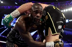 'The war has just begun' - Wilder vows he will 'rise again' after Fury defeat