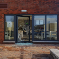 Anger and devastation after arson attack on new disability centre in Derry