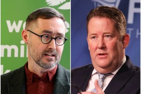 Both SF's Eoin Ó Broin and FF's Darragh O'Brien criticised the figures.
