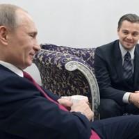 Video: When Vlad met Leo...