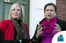 Mary Lou McDonald warns Green Party that going in with FF and FG would be a 'mistake'