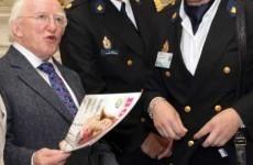 'Don't ask don't tell policy' at Garda Síochána
